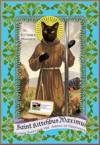 St. Kittehbus Maximus.