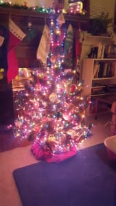 @GeorgeTheDuck Catmas Tree