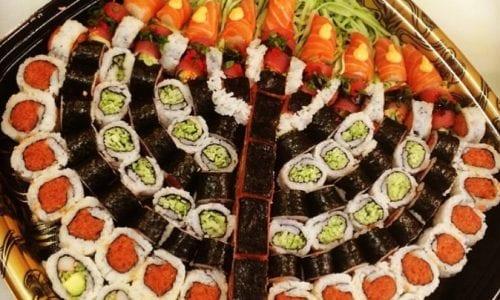 Hannukah Sushi