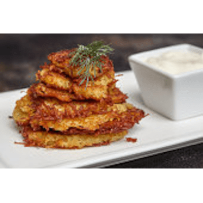 Pumpkinpuddy's Chanukah latkes