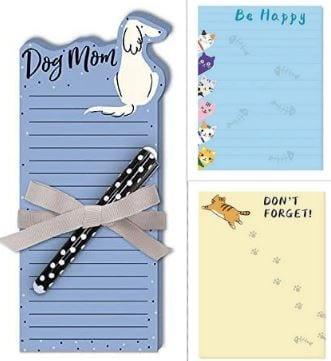Dog Mom Notepad Set