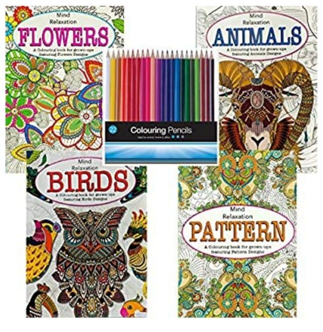 Colouring Book Collection
